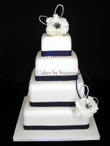 Cake Art By Suzanne : Cake with flowers, Flower and Cakes on Pinterest